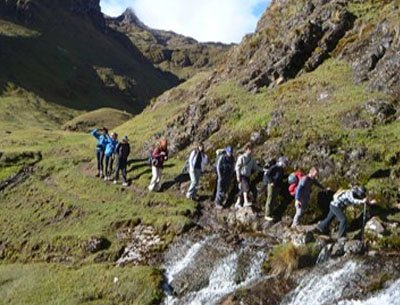 alternative trek inka jungle treks