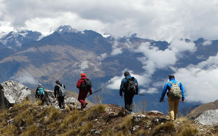 mountain salkantay inka jungle treks