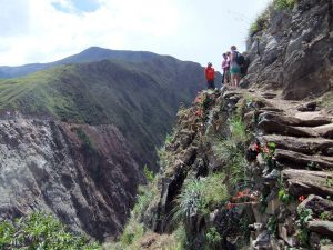 inca jungle trail inka
