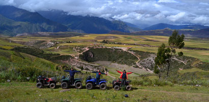 cuatrimotos maras moray salineras inka jungle treks