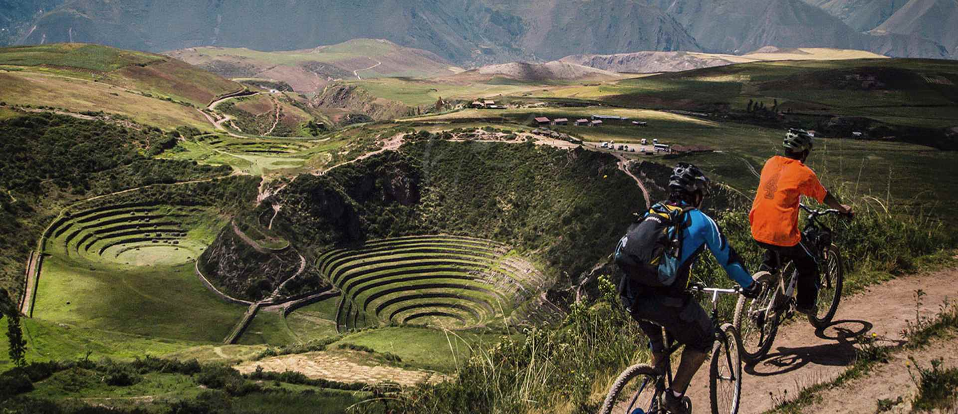 Tour en Bicicleta 1 dia (Maras, Moray) -      INKA JUNGLE TREKS