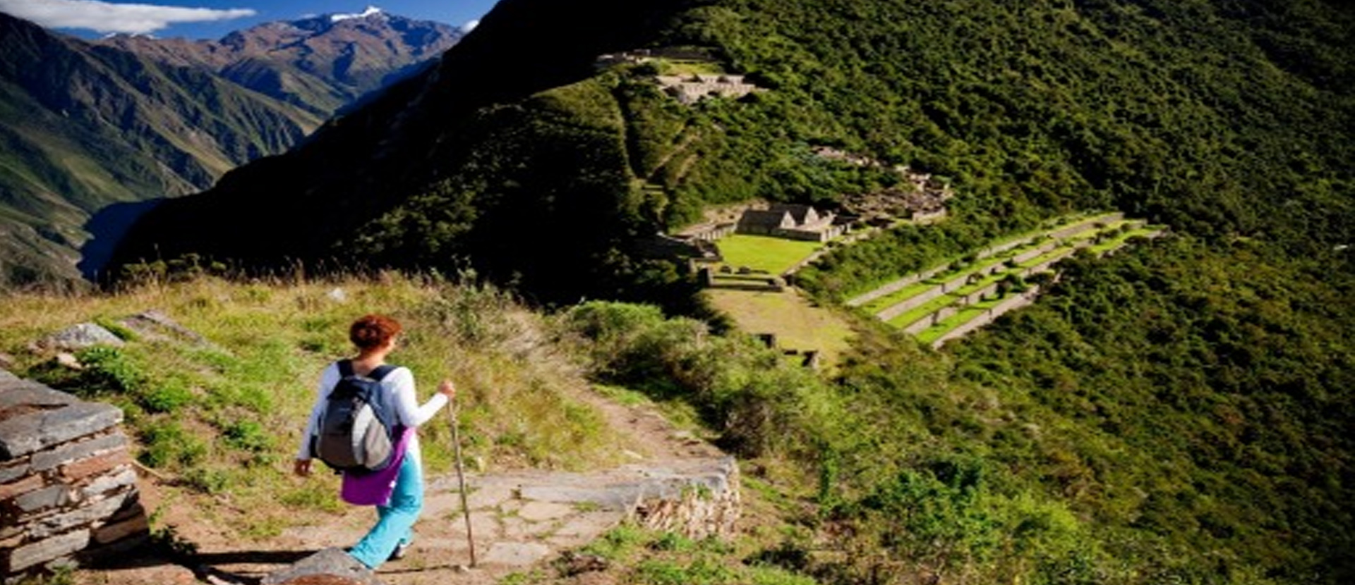 Reserve of Choquequirao Trek (Sacred Valley) 4 days - Inka Jungle Treks