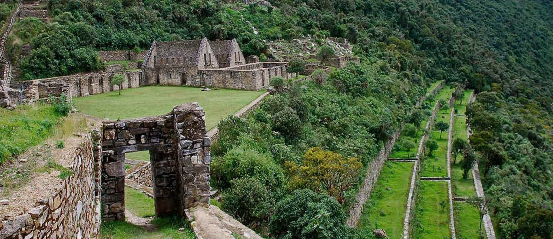 Reserva de Choquequirao Trek (Valle Sagrado) 4 dias -      INKA JUNGLE TREKS