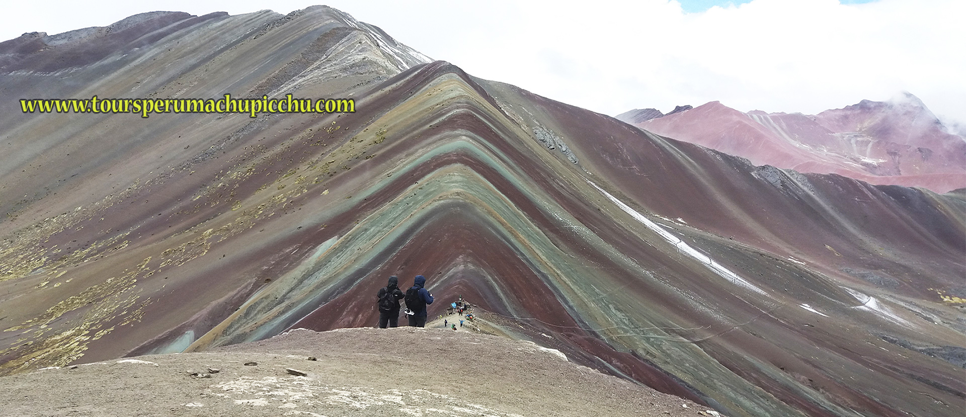 Rainbow Mountain in Ausangate 1 day - Inka Jungle Treks