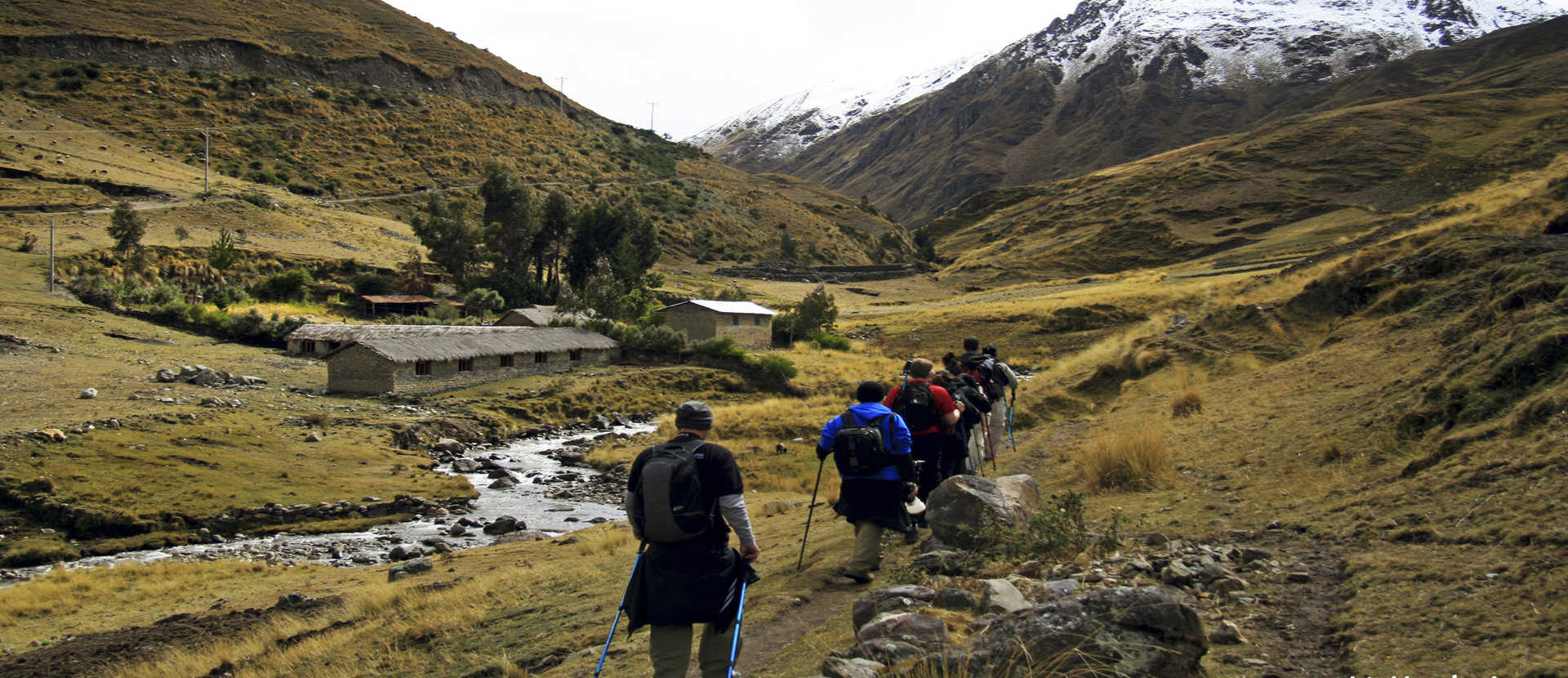 Lares Trek to MachuPicchu 4 days Inka Trail - Inka Jungle Treks