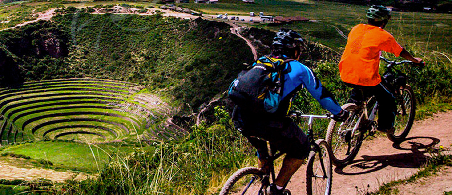 Tour in Bike 1 day (Maras, Moray) - Inka Jungle Treks