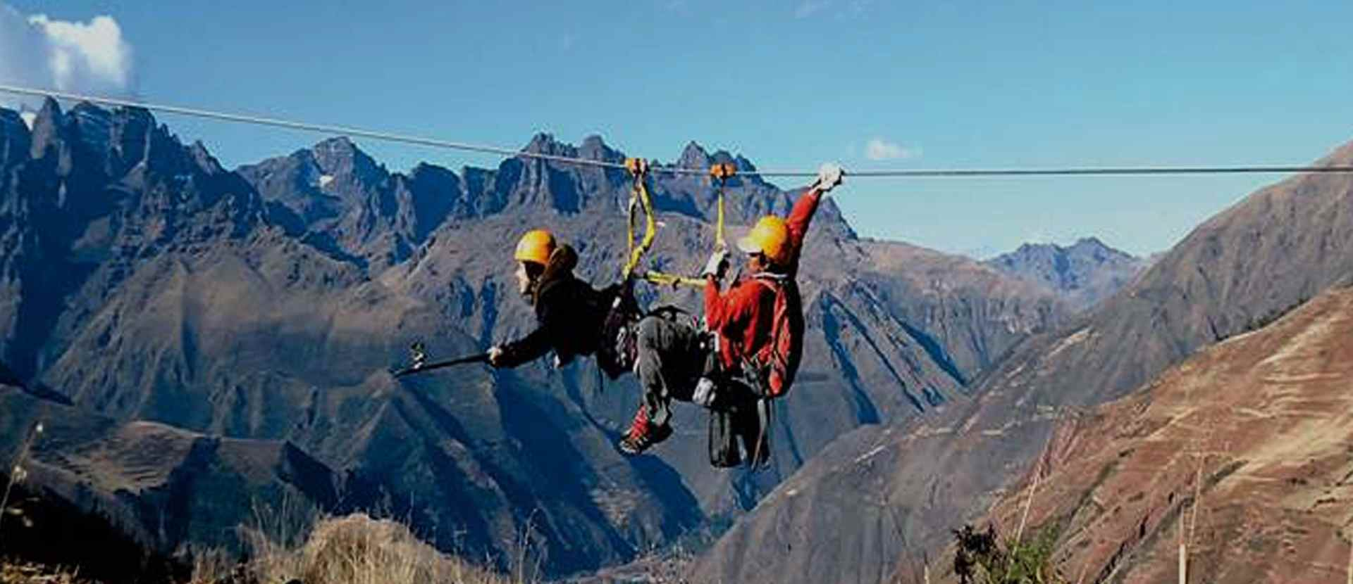 Inka Jungle Trek Zip Line Rafting 4 dias -      INKA JUNGLE TREKS