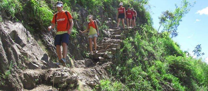 inka jungle biking trekking