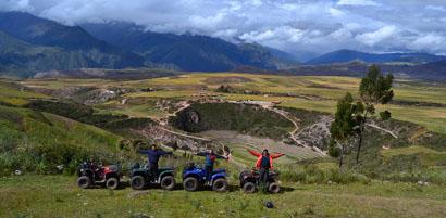 cuatrimotos maras moray salineras inka jungle trekss