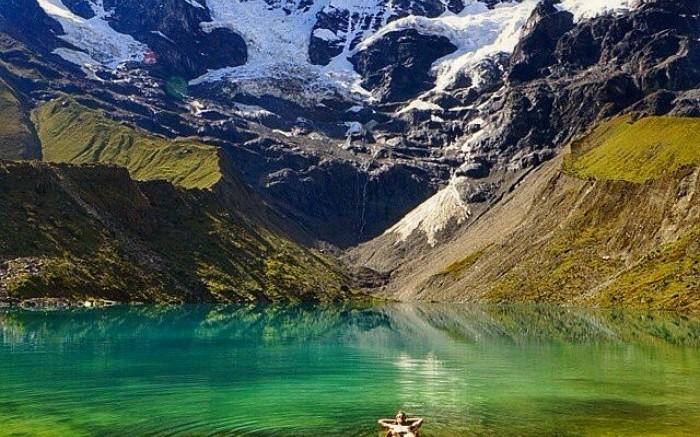 lagoon humantay inka jungle treks