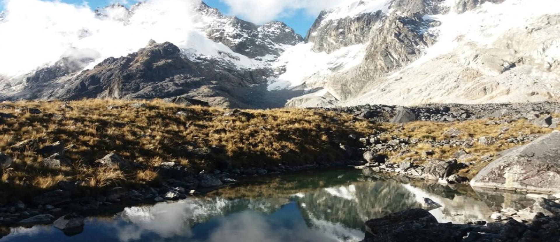 Salkantay Trek a MachuPicchu 5 dias - Inka Jungle Treks