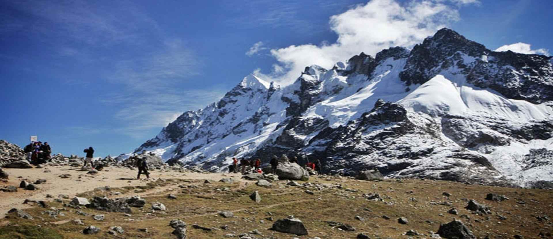 Salkantay Trek a MachuPicchu 5 dias - Inka Jungle Trek